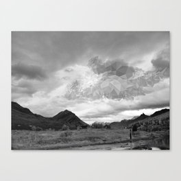 geoNorway Canvas Print