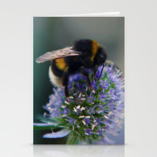 Buzz fine art photography Stationery Cards