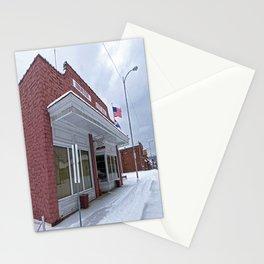 City Hall - Ironton, Missouri Stationery Cards