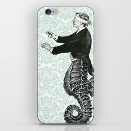 Impossible Responsible iPhone Skin