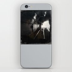 Black and White San Francisco Doboce Tunnel iPhone & iPod Skin