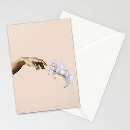 The creation Stationery Cards