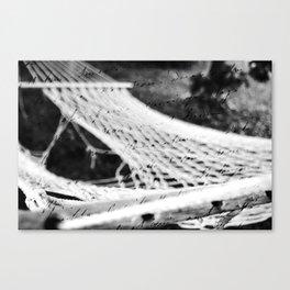 Hammock Canvas Print