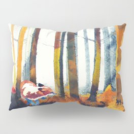 Autumn Hunt Pillow Sham