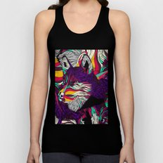 Color Husky (Feat. Bryan Gallardo) Unisex Tank Top
