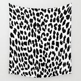 Leopard Print Wall Tapestry