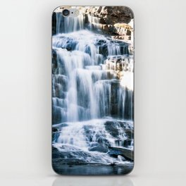 Water fall iPhone Skin