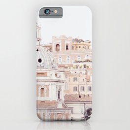 Pale Rome iPhone Case