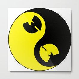 Wu-Yang Metal Print