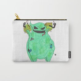 Gambling Oogie Boogie man Carry-All Pouch