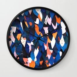 Megafauna Wall Clock
