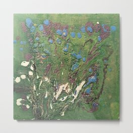 Lost Flowers Metal Print