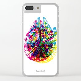 Punch it Chewie! Clear iPhone Case