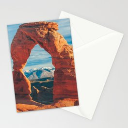 Delicate Arch Stationery Cards
