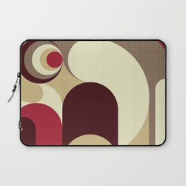 5 Colors Composition (#1) Laptop Sleeve
