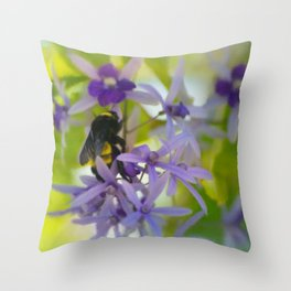 A Moment's Rest Throw Pillow