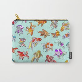 Aquarium Gold Fish Water Carry-All Pouch
