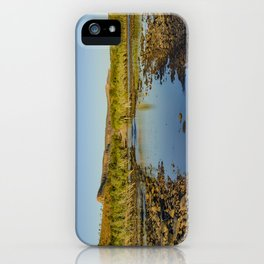 Pentecost River Crossing iPhone Case