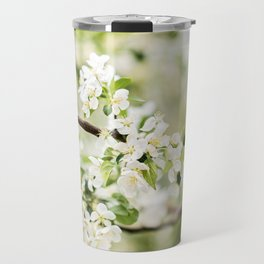 Nature flower Travel Mug