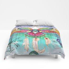 Flying Eagle Comforters