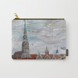 St Peter's Cathedral from City Hall Carry-All Pouch