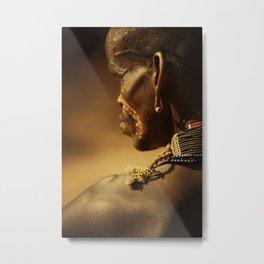 Ethiopia 16 Metal Print