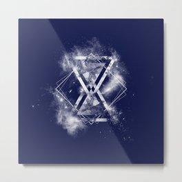 Geometric Universe 2nd Edition Metal Print