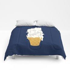 Meowlting Comforters