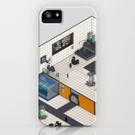 Monster Labs Inc. iPhone Case