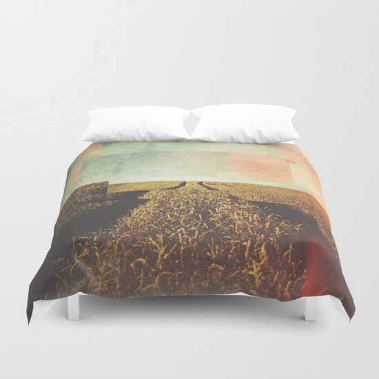 Fractions A11 Duvet Cover