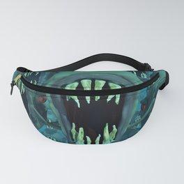 Piranhas Underwater Fish Fanny Pack