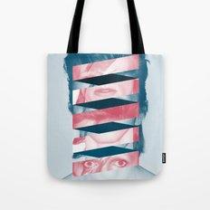 Bowie twist Tote Bag