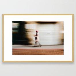 - La mia memoria - Framed Art Print