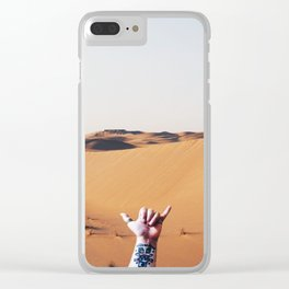 Empty Clear iPhone Case