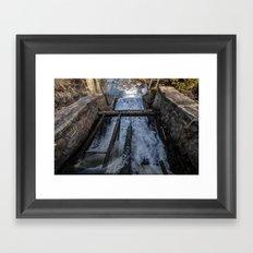 Rush(Color) Framed Art Print