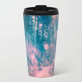 Pink Magical Path Travel Mug