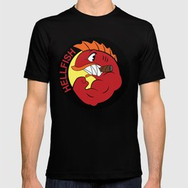 Join the hellfish T-shirt