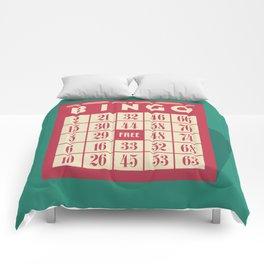 Bingo! Comforters