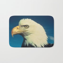 American Bald Eagle Bath Mat