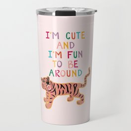 Cute & Fun Travel Mug