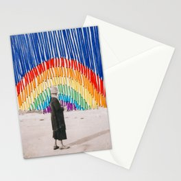 Searching for Rainbows Stationery Cards
