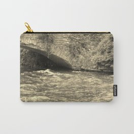 Antique Bridge Carry-All Pouch