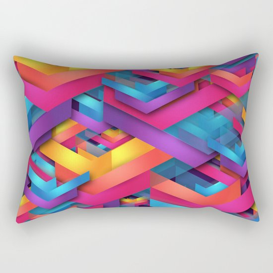 Own Luck Rectangular Pillow