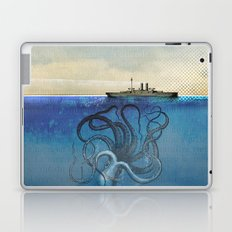 Sea Monster Laptop & iPad Skin