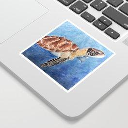 Adrift Sticker