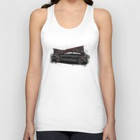 audi Tank Tops featuring RS3 by an.artwrok