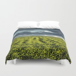 High Expectations Duvet Cover
