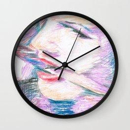 Chouchou 5 Wall Clock