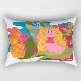 anxiety Rectangular Pillow