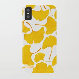 FALL IN LOVE WITH FALL iPhone Case